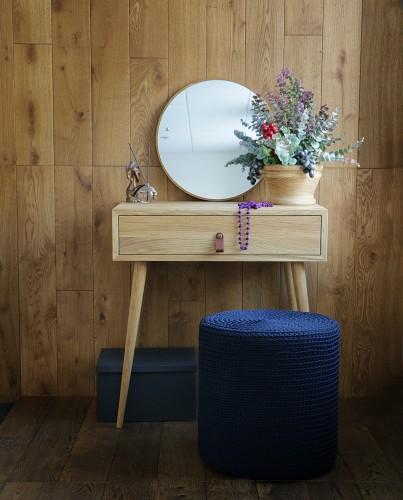 Solid Oak dressing table, NO-06-EN