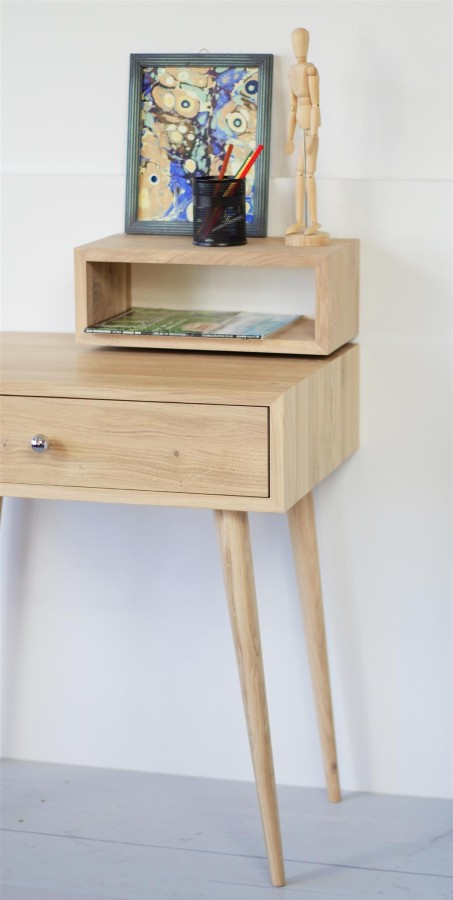 Solid Oak dressing table, NO-06-EH