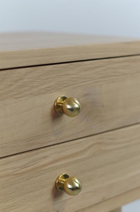 Handle Soliden-339431-11 polished brass