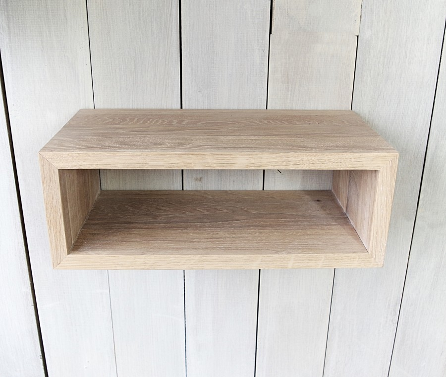 Solid Oak Wood Shelf, NO-05-EH