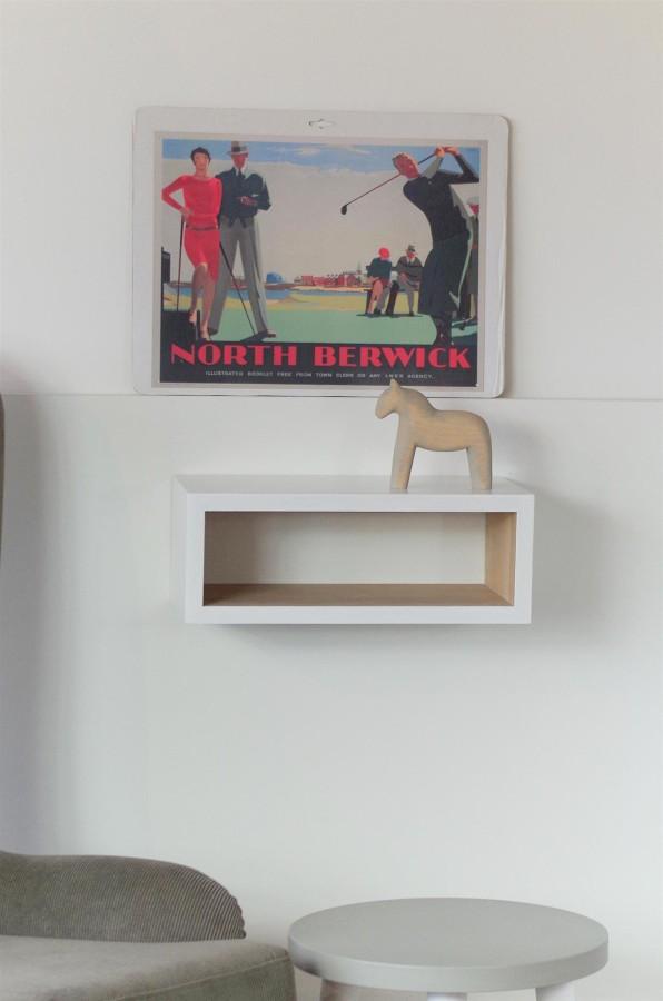 White oak shelf, ALD-0034W
