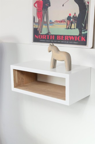 White oak shelf, ALD-0034W