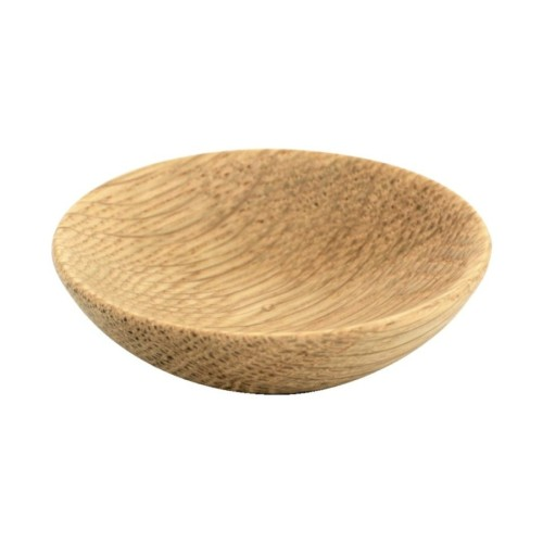 Knob Bowl-2542-11 Oak