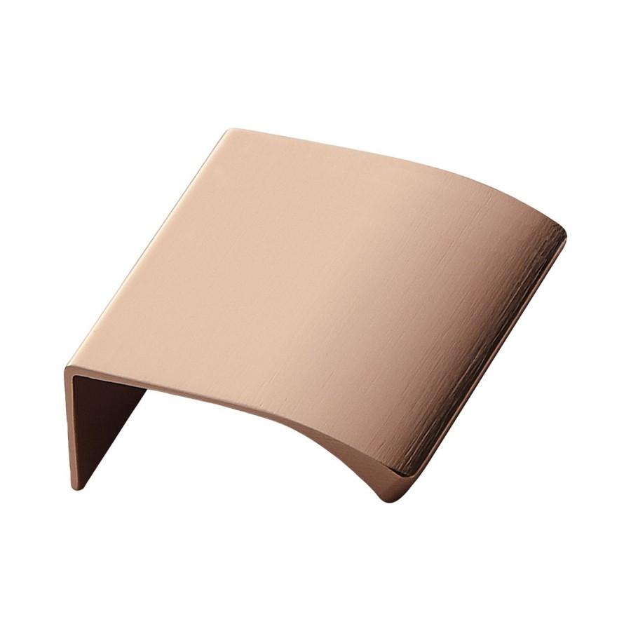 Handle Edge Straight 40-304164-11 copper