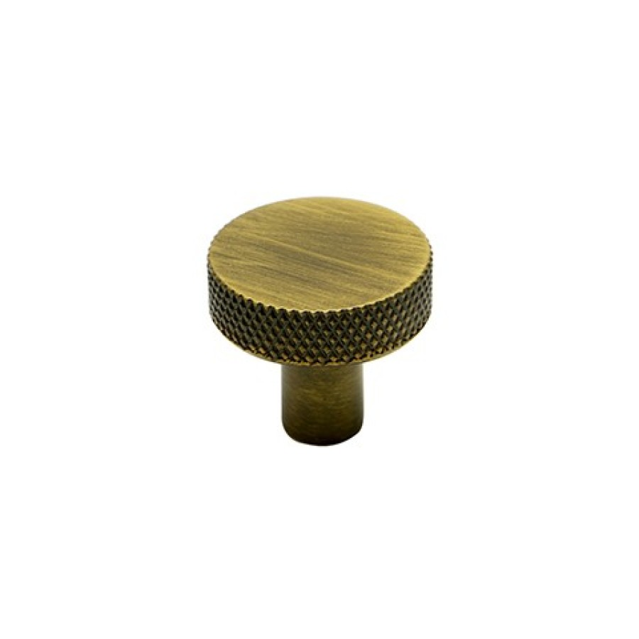 Handle FLAT antique bronze