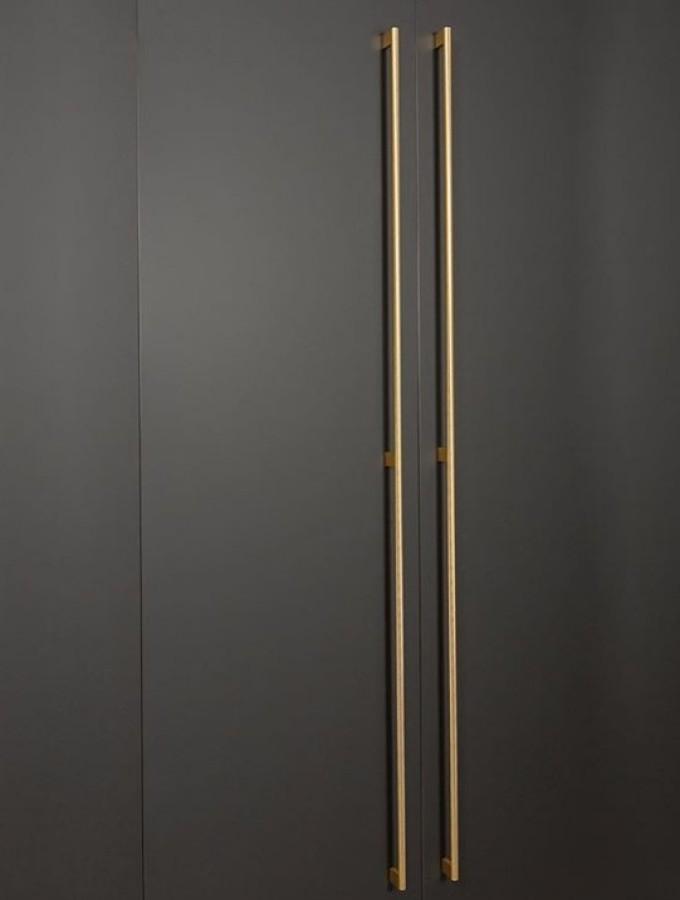 Handle Graf mini L 370240-2x589 Brass