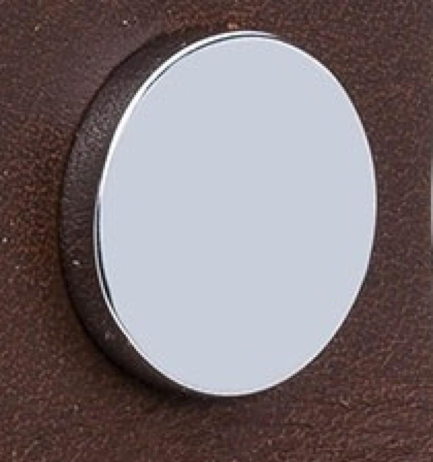 Handle LOOP-128 333163-11 leather black