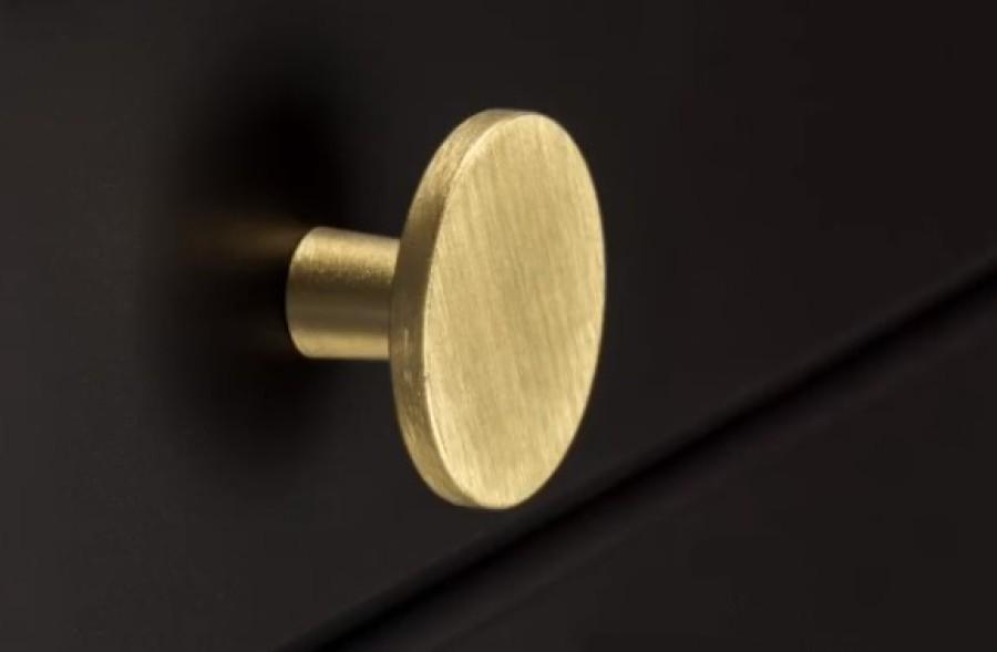 Handle Plato-42-370206 brass