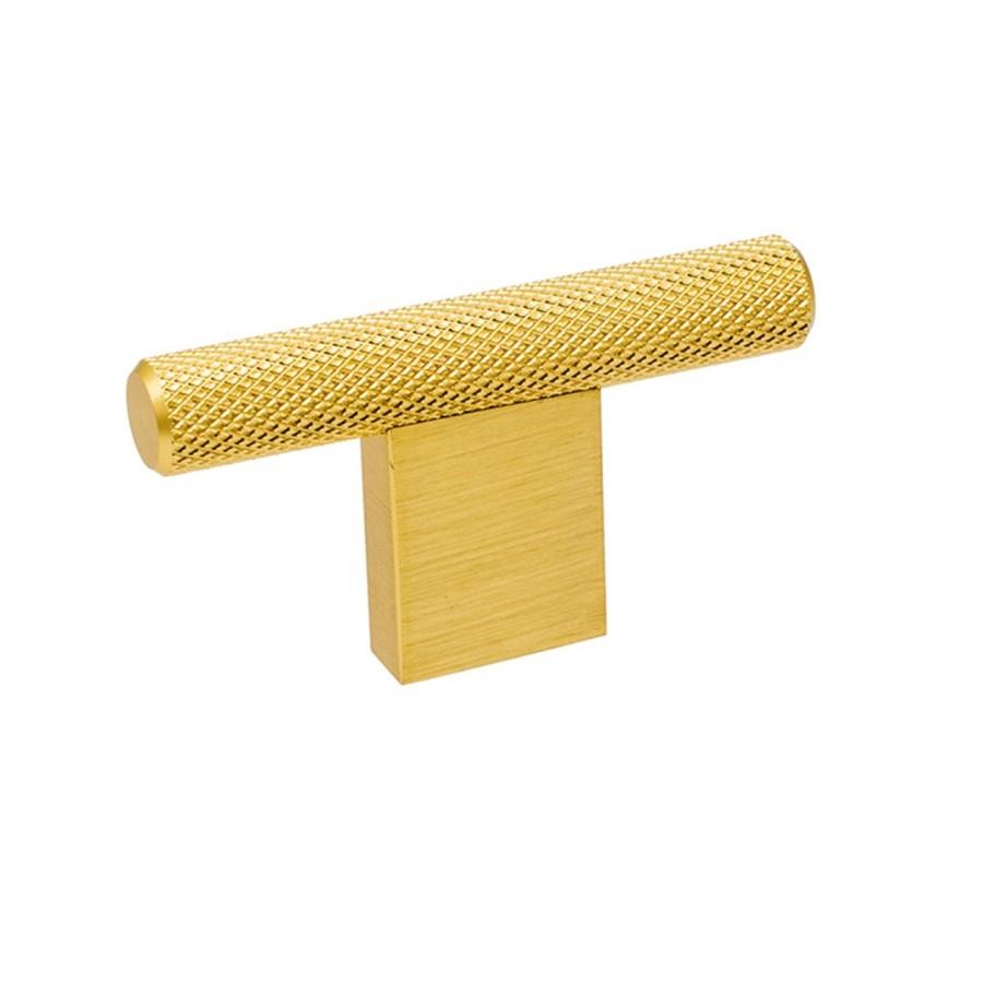 Handle T Graf mini 370250 Brass