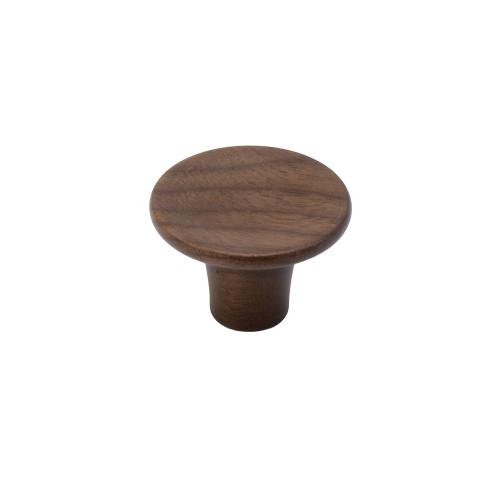 Handle Tuba-28-255652 walnut