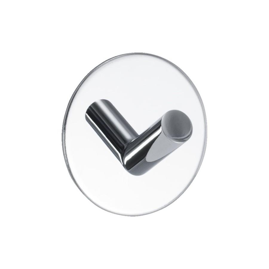 Hook BASE 100 -1-hook - 60406 polished chrome