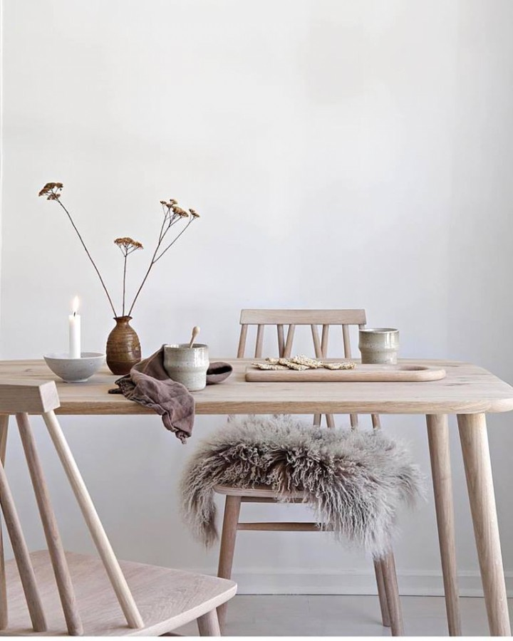 MORNING 1200 dining table