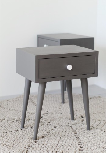 NORD side table 02 lava + natural