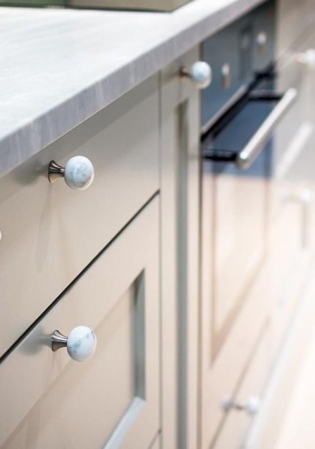 Handle Bead Straight 304060 marble