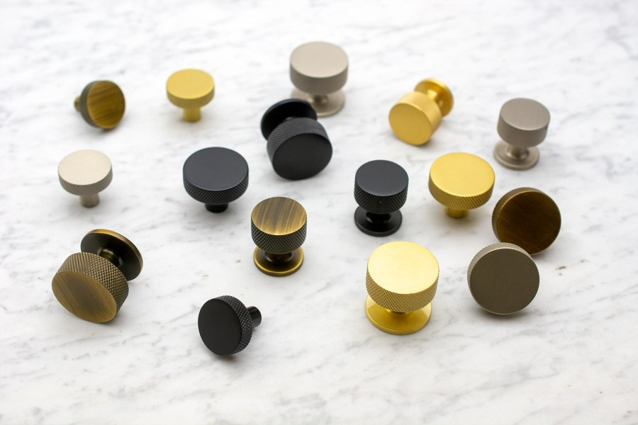 Handle FLAT brass