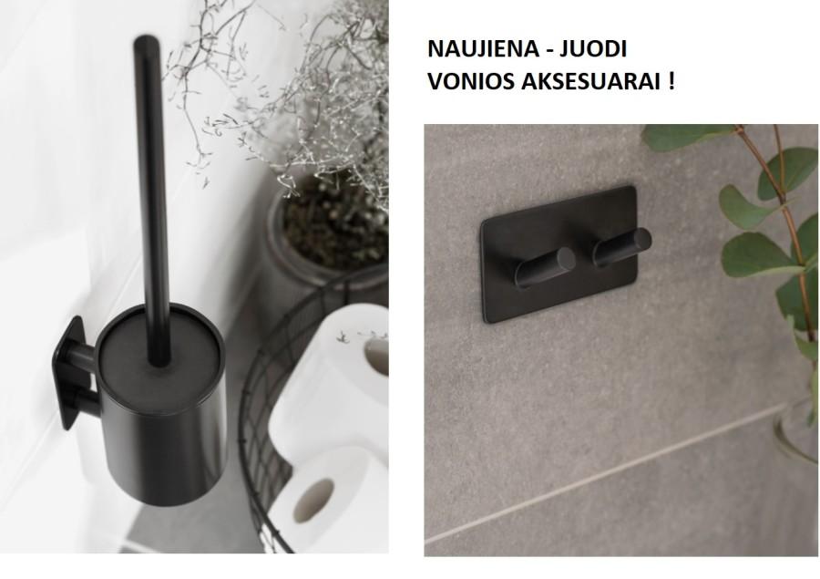 BASE 200 Toilet brush 620031-41 black