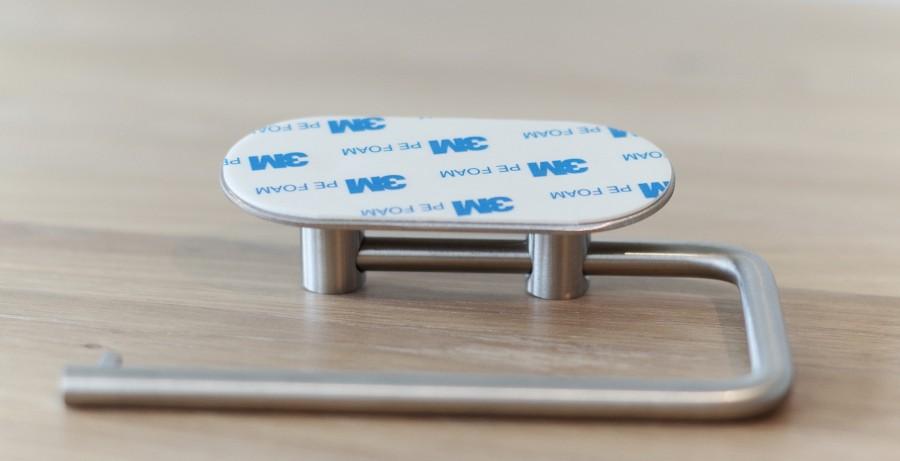 Toilet Paper holder BASE 200 60604 matt chrome
