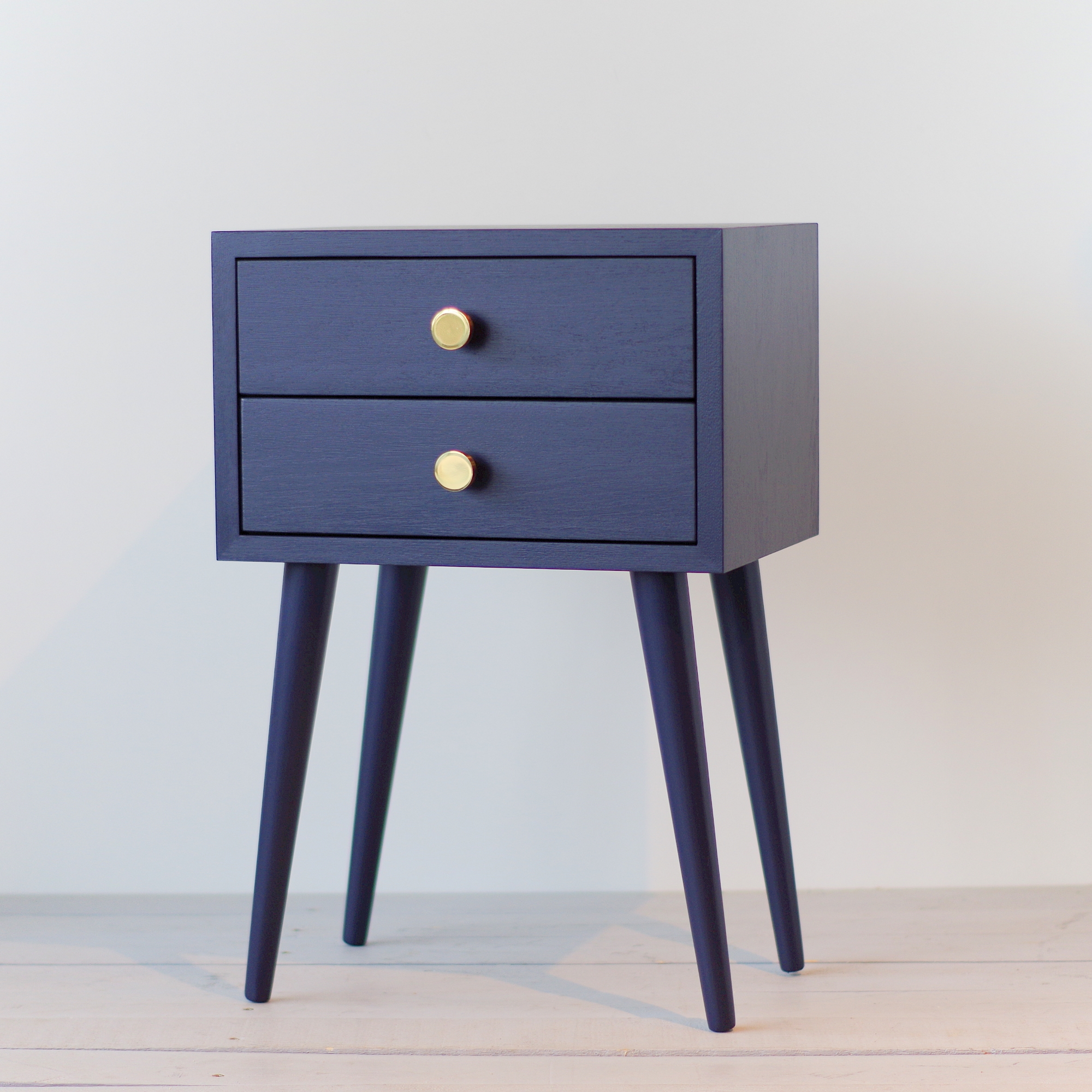 Bedside Table With Drawer Nord 04